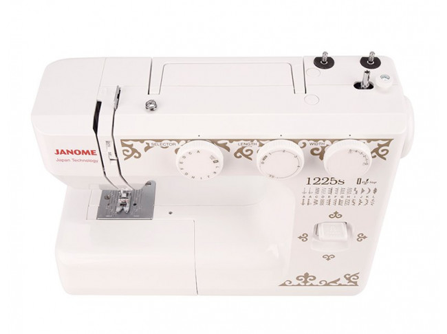 Электромеханическая швейная машина Janome 1225S