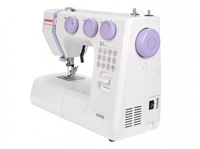 Электромеханическая швейная машина Janome VS 56s