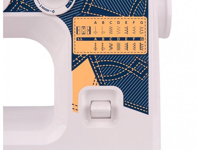 Электромеханическая швейная машина Janome JL-23