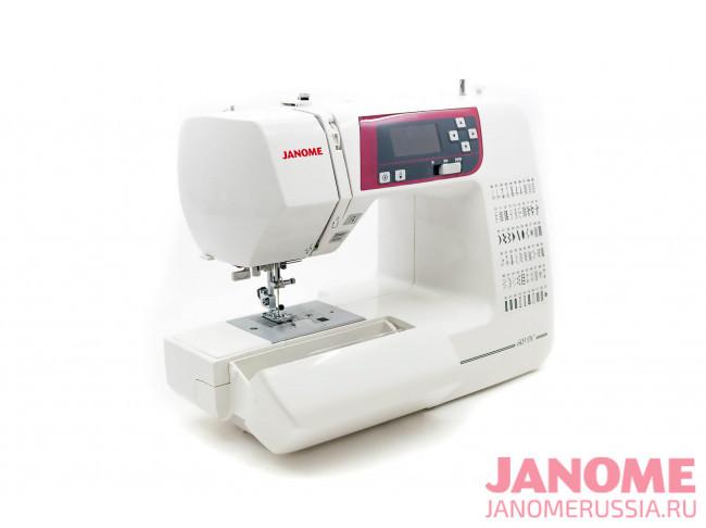 Компьютерная швейная машина Janome 603 DC