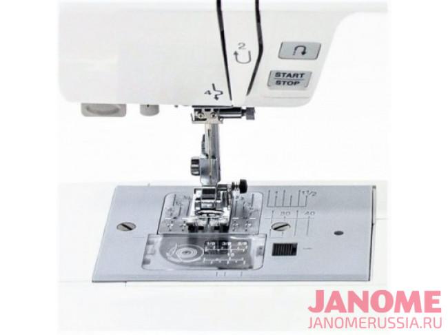 Компьютерная швейная машина Janome QF 7600