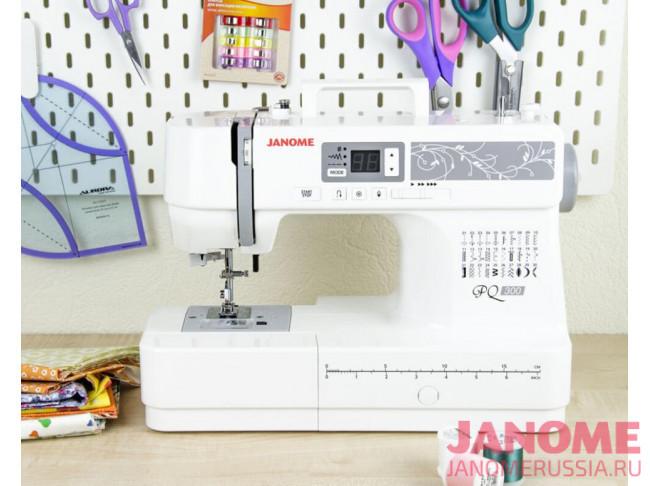 Компьютерная швейная машина Janome PQ 300