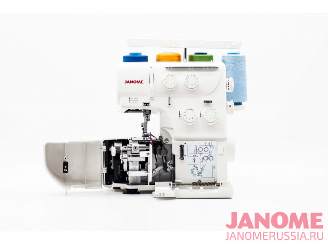 Оверлок Janome HQ-090D