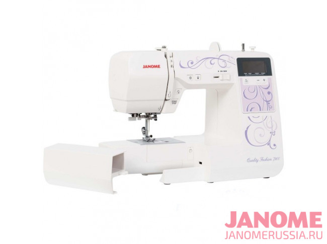 Компьютерная швейная машина Janome QF 7900