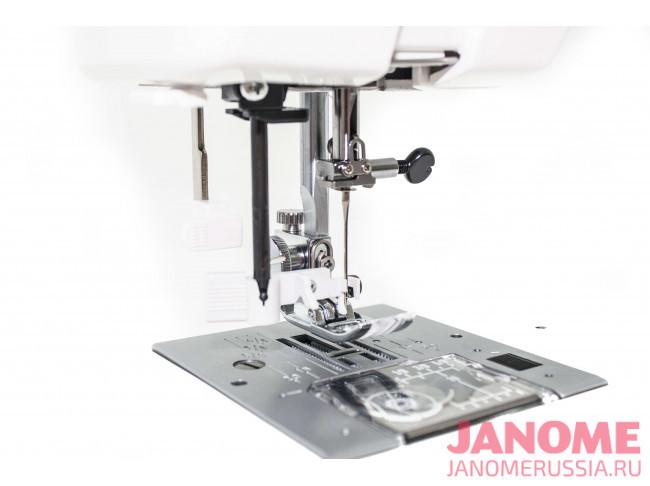 Электромеханическая швейная машина Janome 90E Limited Edition