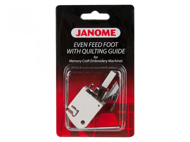 Верхний транспортёр с направителем (высокий адаптер) Janome 200-309-008