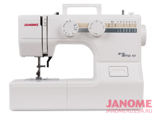 Электромеханическая швейная машина Janome MS 100