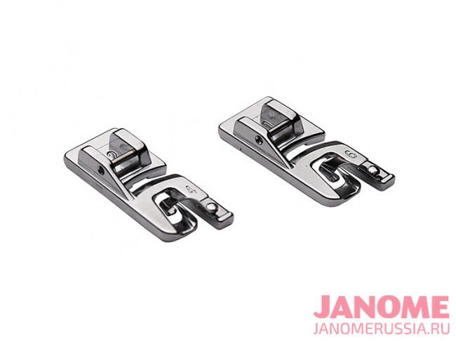 Набор лапок подрубателей 4 и 6 мм Janome 200-326-001