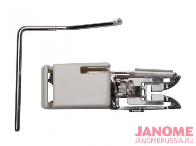 Верхний транспортёр с направителем (низкий адаптер) Janome 200-311-003